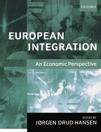 Intégration européenne : Une Perspective économique