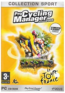 Pro cycling manager - Tour de France 2006 - collection sport