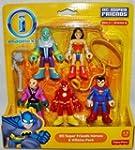 Imaginext Dc Super Friends Heroes & V...