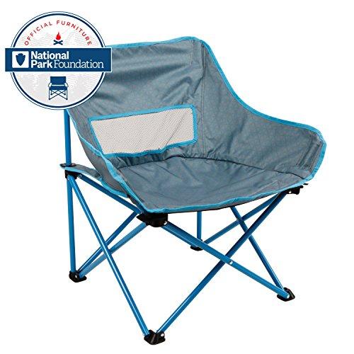 Coleman Kickback Breeze Chair, Blue, 18 x 26 x 26-Inch (Coleman Breeze compare prices)