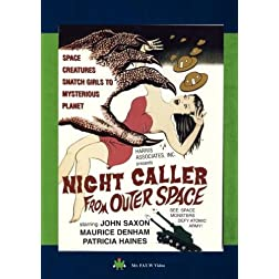 Night Caller From Outer Space (aka Blood Beast From Outer Space)