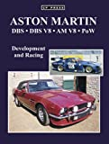 Colin Howard Aston Martin DBS, DBS V8, AM V8, POW: Development and Racing