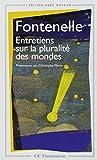 Entretiens Sur La Pluralite DES MondesEntretiens sur la pluralité des mondes (Gf Corpus Philo)