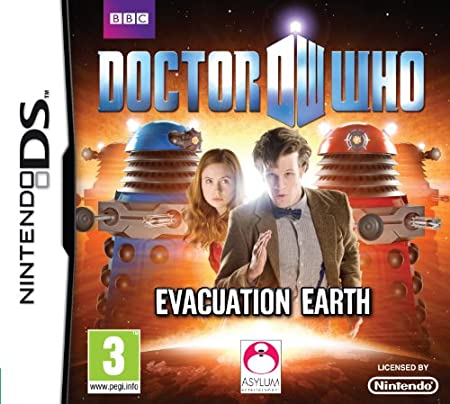 Doctor Who Evacuation Earth (NDS) (UK)