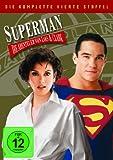 DVD Cover 'Superman - Die Abenteuer von Lois & Clark - Die komplette vierte Staffel [6 DVDs]
