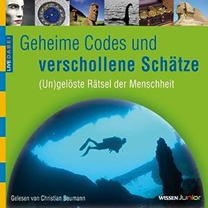 Geheime Codes und verschollene Schätze: (Un)gelöste Rätsel der Menschheit (CD Wissen Junior) | [Bernd Flessner]