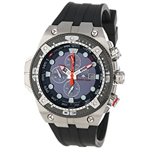Đồng Hồ Nam Citizen  BJ2135-00E Eco-Drive Promaster Carbon Rubber Strap Imperial Dive Watch