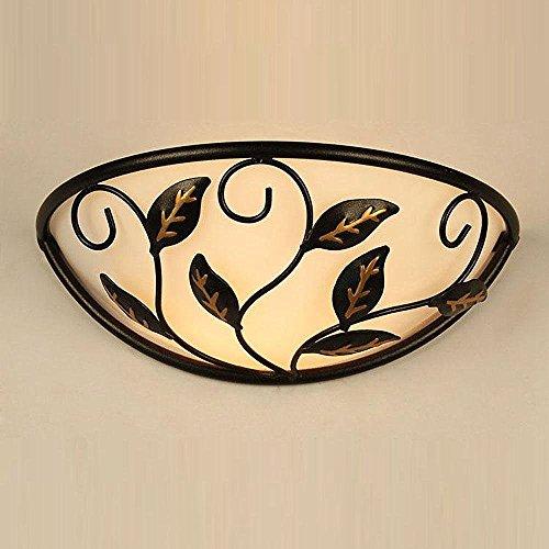 semi-circle-corridoio-in-vetro-camera-da-letto-lampade-da-parete-bthroom-foglie-metalliche-lavatoio-