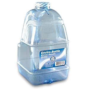 New Wave Enviro BpA Free 1 Gallon Water Bottle (Dairy)