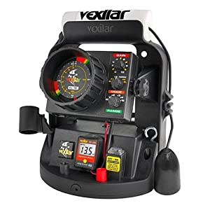 Vexilar UP18PVD FL-18 Ultra Pack ProView Ice-Ducer Combo by Vexilar