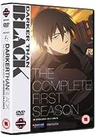 DARKER THAN BLACK -黒の契約者- コンプリート DVD-BOX (全26話, 626分) アニメ [DVD] [Import]