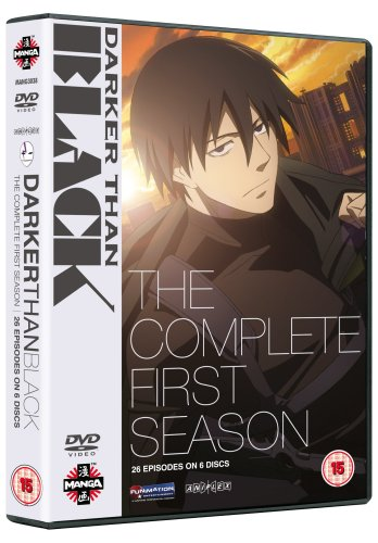 Darker Than Black - The Complete Collection [DVD]