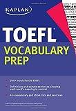 Kaplan TOEFL Vocabulary Prep