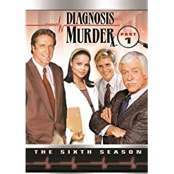 Diagnosis Murder Season Six Part One