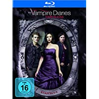 The Vampire Diaries - Staffel 1-5 (exklusiv bei Amazon.de) [Blu-ray] [Limited Edition]