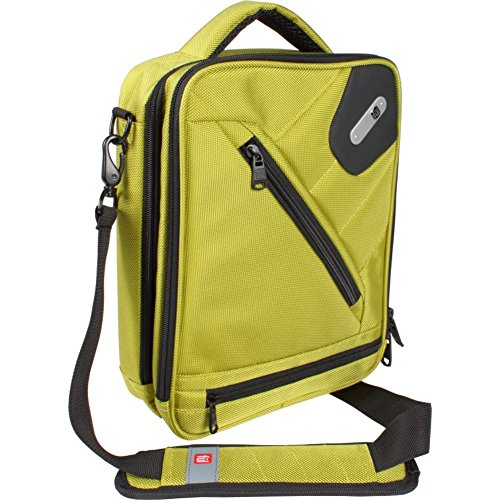 Best Deals! ful Side Car iPad Messenger (Lime Green)
