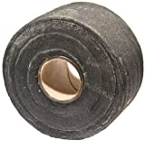 "Morris Products 60212 Friction Tape, Black, 2"" Width, 60ft Length"