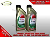 CASTROL EDGE FST Turbo Diesel 5W-40 2x1L=2Litres Fully Synthetic Engine Oil 2L