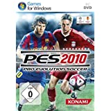 "PES 2010 - Pro Evolution Soccervon ""Konami Digital..."""