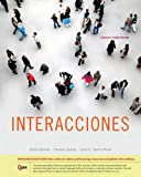 img - for Interacciones, Enhanced (World Languages) book / textbook / text book