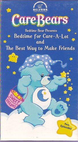 Care Bears-Bedtime For Care-A-Lot & The Best Way To Make Friends front-1054276