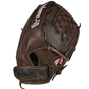 Nokona X2 Buckskin/Kangaroo Fastpitch X2F-1250C Softball Glove (Right Handed Throw)