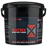 Matrix Monster Carbs 8KG is a high carbohydrate supplement carefully engineered to help you increase weight and muscle mass fast. (Chocolate)