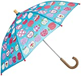 Hatley Little Girls  Umbrella - Orchard Apples