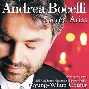 Andrea Bocelli - Sacred Arias by Philips