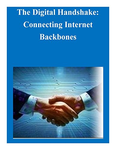 The Digital Handshake: Connecting Internet Backbones