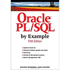 Oracle PL/SQL by Example, 5th Edition from Prentice Hall