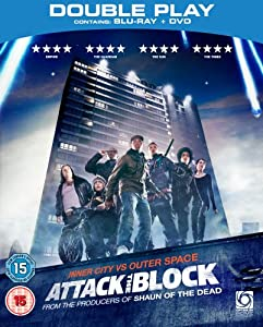 Attack The Block - Double Play (Blu-ray + DVD)