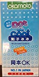 1 packs of OKAMOTO Dot de Cool 10 Lubricated Condom