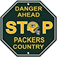 NFL Stop Sign