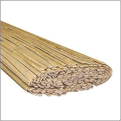 Sichtschutz Bambus 5 x 1,5 m von Berlan - Gartenmöbel von Du und Dein Garten