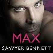 Max: Cold Fury Hockey Series, Book 6 | Sawyer Bennett