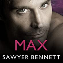 Max: Cold Fury Hockey Series, Book 6 Audiobook by Sawyer Bennett Narrated by Cris Dukehart, Graham Halstead