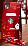 Starbucks VIA Ready Brew Christmas Blend, 12 Sachets (Spice & Sweetness)