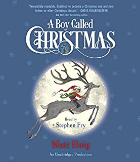 Book Cover: A Boy Called Christmas