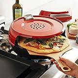 Pizzacraft Pizzeria Pronto Stovetop Pizza Oven