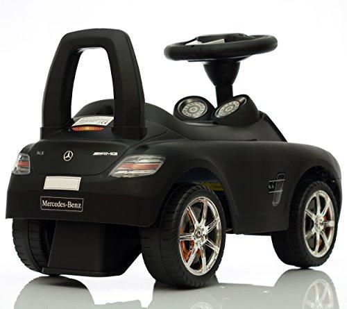 rutschauto rutscher mercedes benz auto kinder bobby car. Black Bedroom Furniture Sets. Home Design Ideas