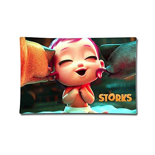 2016 Movie Storks Baby Soft PillowCase