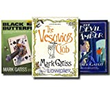 Mark Gatiss Mark Gatiss A Lucifer Box Novel Series 3 Books Set Collection (Black Butterfly, The Vesuvius Club, The Devil in Amber)