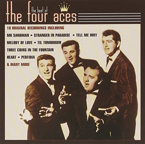 Best of: FOUR ACES (Four Aces Cd compare prices)