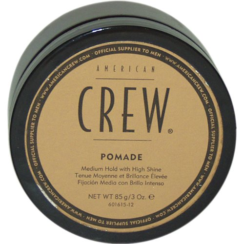 American Crew Pomade for Men, 3-Ounce Jars (Pack of 2)'packaging may vary'