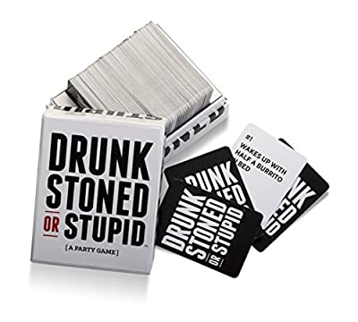 DRUNK STONED OR STUPID [A Party Game] from DRUNK STONED STUPID, LLC