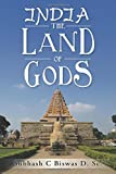 img - for India the Land of Gods book / textbook / text book
