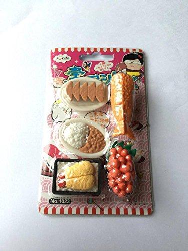 japanese-food-erasers-assortment-set