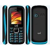 UNI N21 New Dual SIM Phone(Black-Blue)