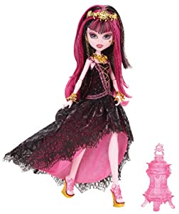 Mattel Y7703 - Monster High 13 Wünsche Party Draculaura, Puppe